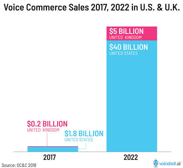 Sales prospects on voice command devices for 2022