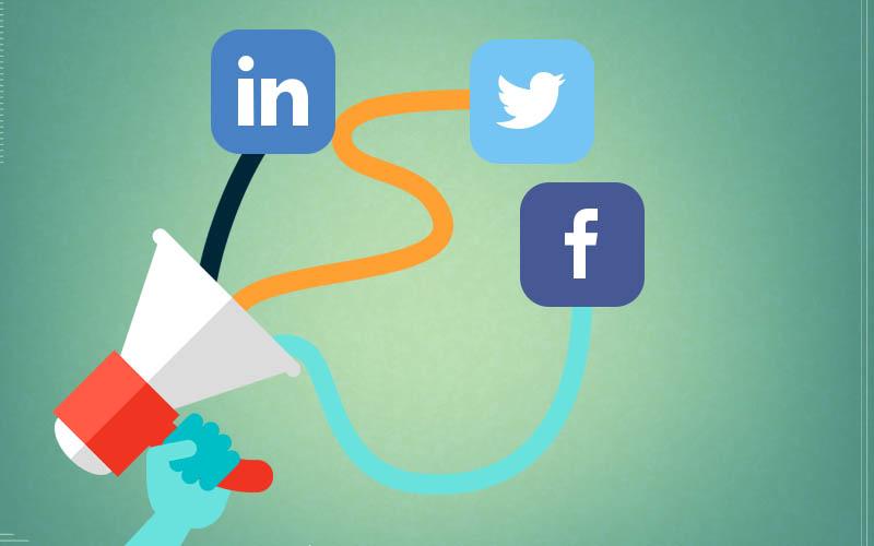 marca en redes sociales